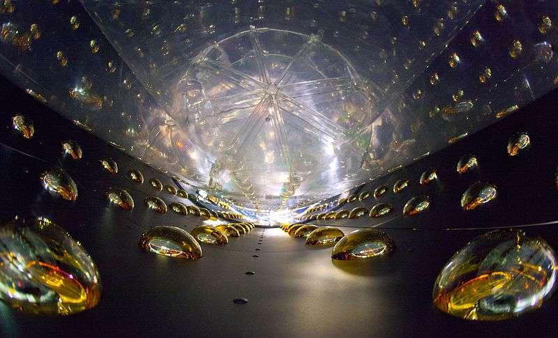 The Daya Bay Antineutrino Detector in China